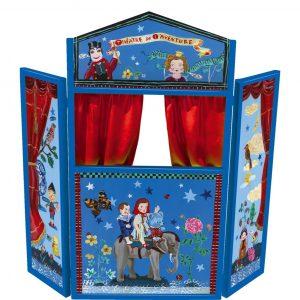 Vilac bábkové drevené divadlo