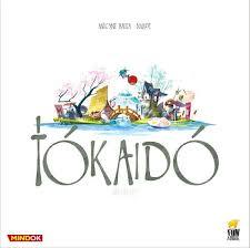 Spolocenska hra Tokaido MINDOK