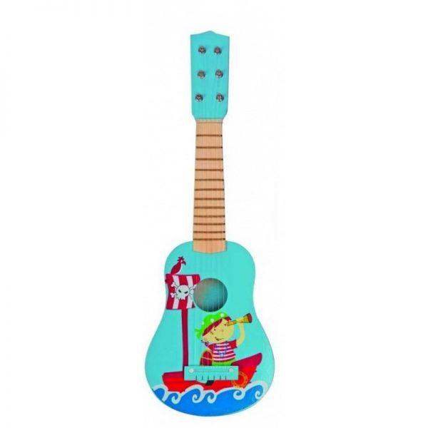 drevena gitara detska Woody