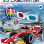 Minisada 3D laboratórium ALBI ZA9