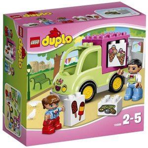 LEGO Duplo 10586 Zmrzlinárska dodávka