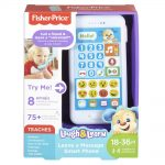 Detsky EMOJI telefon Fisher Price