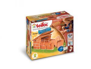 Tehlová stavebnica Domček Horses Teifoc