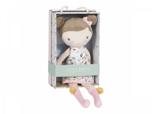 Bábika v krabičke 35cm dievča Little Dutch