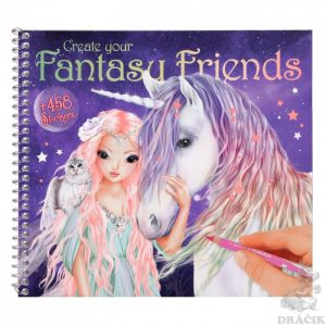 Kreativny zosit Create Your Fantasy Friends
