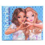 Kniha priateľstva Top Model