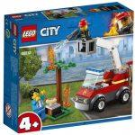 LEGO City Grilovanie a požiar 60212