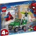 LEGO Super Heroes Marvel Spider Man Automobilová naháňačka 76133