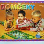 Spoločenská hra Domčeky
