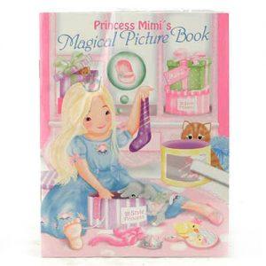 Kreativny zosit Zotri si svoje obrazky Princess Mimi