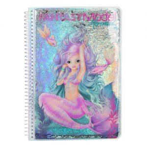 Maľovanky pre dievčatá Fantasy Model