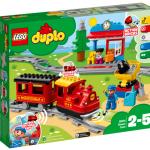 LEGO Duplo Parný vláčik 10874