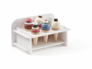 Zmrzlina drevena v stojane Kids Concept 1000269KC