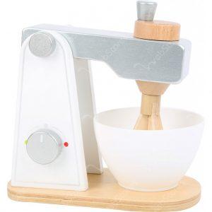 Dreveny kuchynsky robot Small Foot Legler LE10595