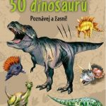 Expedícia príroda: 50 dinosaurov Mindok