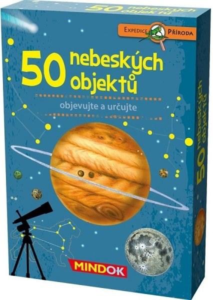 Expedícia príroda: 50 nebeských objektov Mindok 303