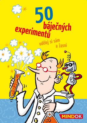 50 báječných experimentov Mindok 120