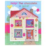Obrázková kniha Stratená čokoláda House of Mouse 1148605