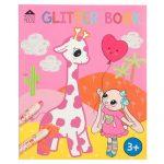 Maľovanky Glitter Book House of Mouse 1239324.jpg