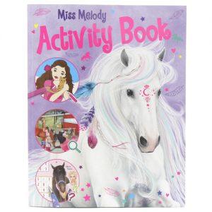 Maľovanky Activity Book Miss Melody 1665556.jpg