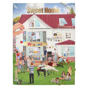 Kreatívny zošit Sweet Home Create Your 2518499.jpg