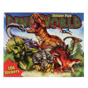 Kreatívny zošit Dinosauri Dino World 2702796.jpg