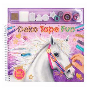 Maľovanky Deko Tape Fun kreatívna sada Miss Melody 2812027.jpg