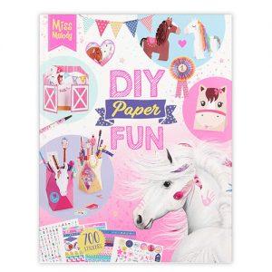 Kreatívna kniha Paper Fun Miss Melody 2979220.jpg