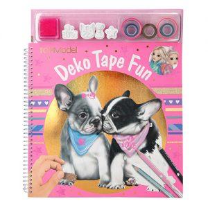 Maľovanky kreatívna sada Deko Tape Fun Top Model 3057476.jpg