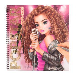 Maľovanky Popstar kreatívna sada Top Model