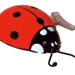 Lienka plechová na kľúčik Kovap 340550.jpg