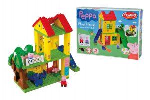 Peppa Pig Domček na hranie PlayBig BLOXX B 57076