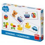 Domino Hračky baby 24 ks Dino