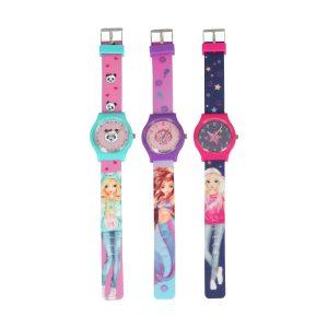 Náramkové hodinky silikonový remienok Top Model