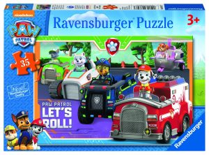 Puzzle Labková Patrola 35 dielikov Ravensburger 2408617.jpg