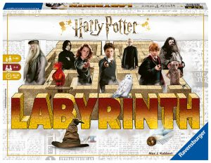 Hra Labyrinth Harry Potter Ravensburger 2426082.jpg
