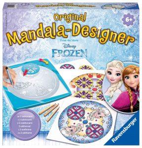 Disney Ľadové kráľovstvo Frozen Mandala Ravensburger 2429903