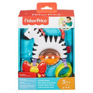 Zebra s aktivitami Fisher Price 25FGJ11.jpg