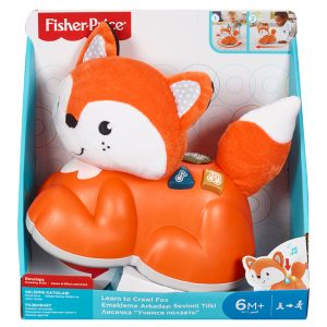 Lezieme s líškou so zvukmi Fisher Price 25GFY37.jpg