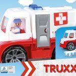 Sanitka TRUXX s figúrkou v krabici LENA 8404456.jpg