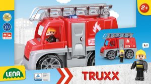 Hasiči TRUXX s figúrkou v krabici LENA 8404457.jpg