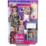Bábika Barbie Skipper opatrovateľka herný set Mattel