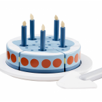 Torta drevená modrá Bistro Kids Concept 1000265KC