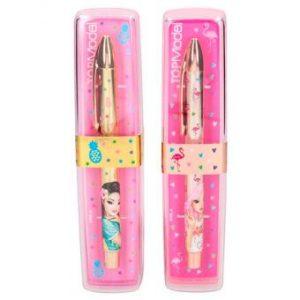 Guličkové pero v krabičke Top Model