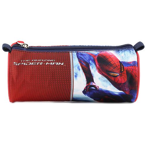Školský okrúhly peračník Spiderman Target