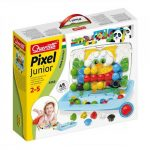 Mozaika Pixel Junior kufrík Quercetti