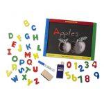 Obojstranná magnetická tabuľa Melissa & Doug md10145