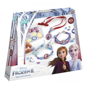 Sada na výrobu šperkov Frozen II. Totum