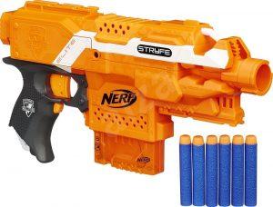 Detská pištoľ Nerf Elite Stryfe 14A0200