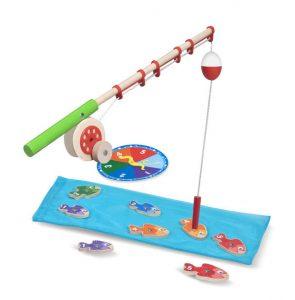 Magnetická hra Lovenie rybičiek Melissa & Doug MD15149